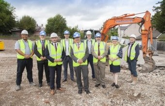 Work starts on £8.5 million extra care scheme in Holywell