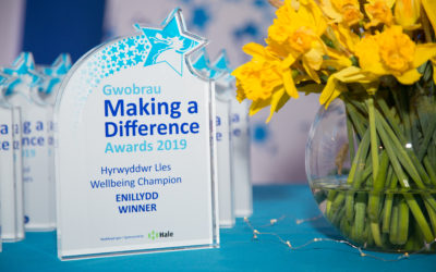 Celebrating our residents for Making a Difference to their communities