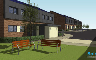 Welsh Government support for our innovative Bridgend housing development