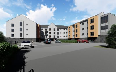 Information Day for Plas yr Ywen Extra Care